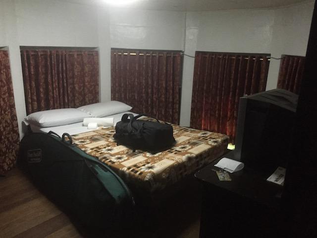 BENGUET PINE TOURIST INNの個室