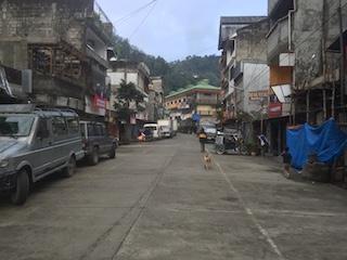 バナウェの街