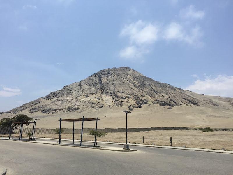 セロ・ブランコという山