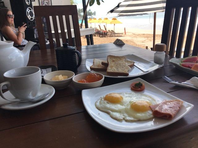 W&Dの朝食
