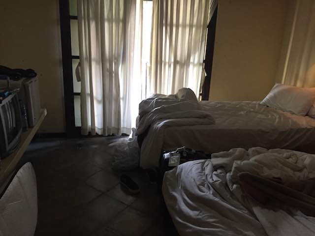 デサリゾートの室内