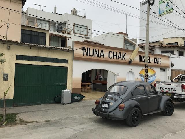 NUNA CHAK HOSTEL