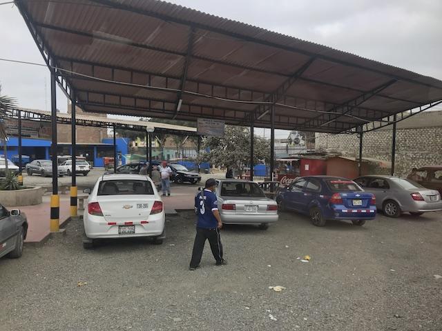 Paijanのバスターミナル