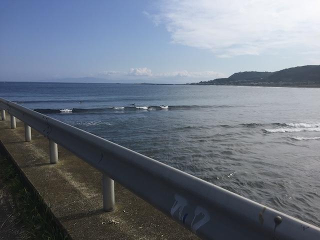 函館・女那川漁港